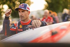 WRC Noticias de última hora Galería: Sordo cumple 150 rallies en Alemania con sed de victoria