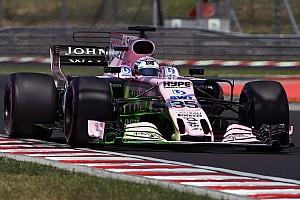 Formel 1 Testbericht F1-Test 2017 in Ungarn: Force India mit Leistung von Lucas Auer zufrieden