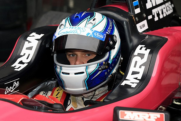 F3 Europe Aron sets sights on first non-Prema F3 title since 2010