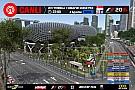2017 Singapur GP Sanal Turnuva: Canlı Yayın