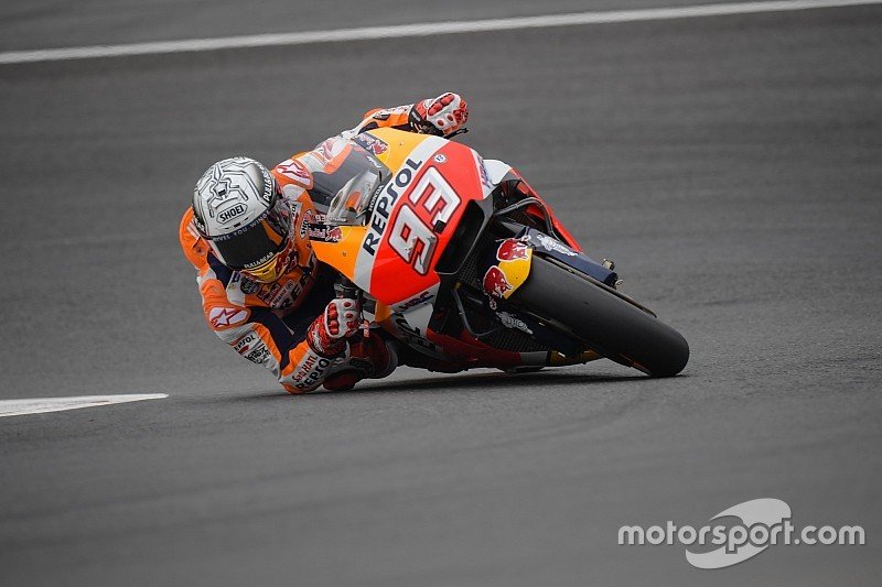 Márquez não vê Ducati tão longe após sexta na Áustria