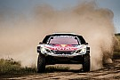 Cross-Country Rally Loeb crashes out of dominant Silk Way Rally lead