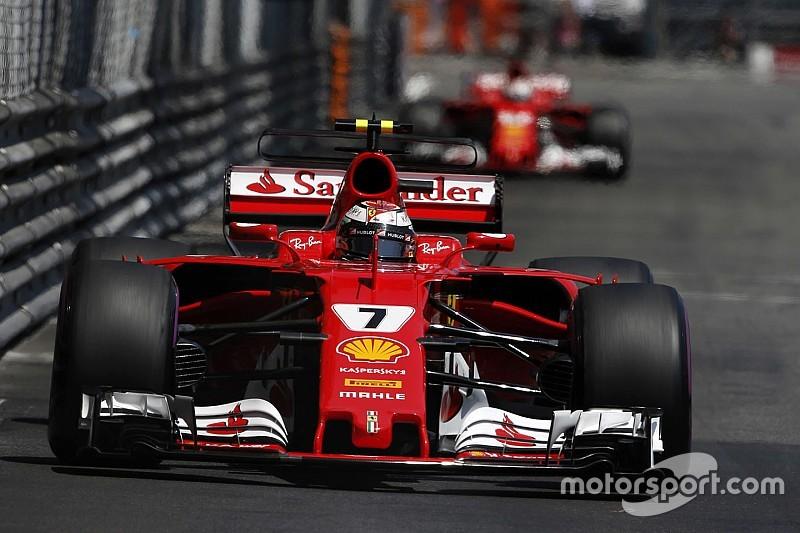ÉLŐ F1-ES MŰSOR: Räikkönen hivatalosan is vízhordó? Nem végezhet Vettel előtt? (LIVE)
