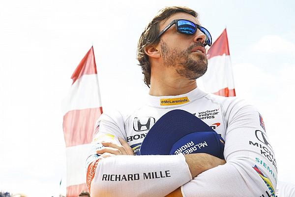 IndyCar Intervista Indy 500, Alonso: