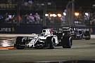 F1 威廉姆斯2018赛季车手候选仅剩三人