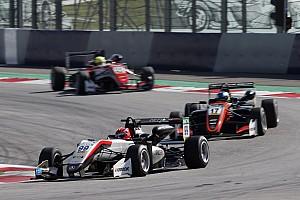 Евро Ф3 Отчет о гонке Мазепин поднялся на подиум второй гонки Ф3 в Австрии