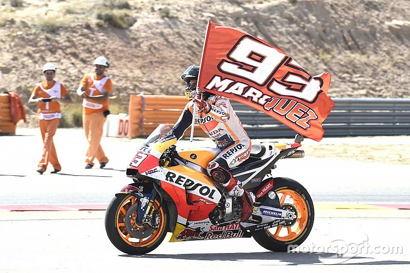 Preview MotoGP Aragon: Ini teritori Marquez!