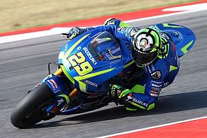 MotoGP Noticias de última hora Iannone se exculpa de la floja temporada con Suzuki