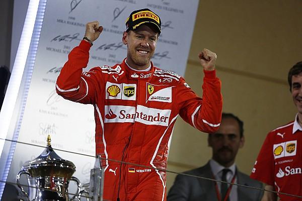 Formula 1 Vettel come il