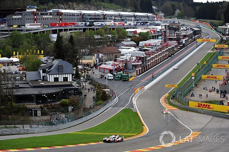 La liste des engagés pour Spa-Francorchamps dévoilée