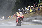 MotoGP Avustralya MotoGP 3. Antrenman: Islak zeminde Marquez lider!