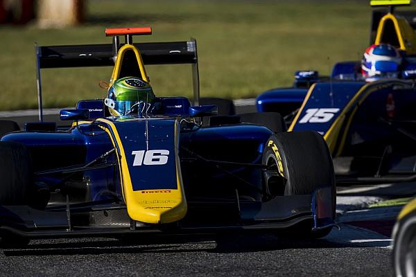 GP3 Actualités DAMS quitte le GP3 Series pour 2018