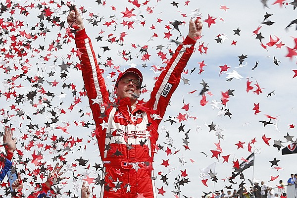 IndyCar Sebastien Bourdais überrascht von IndyCar-Sieg vom letzten Startplatz