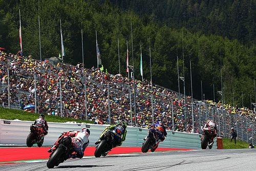 Pełne trybuny na MotoGP