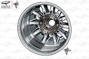 FIA diz que caso de roda da Mercedes está