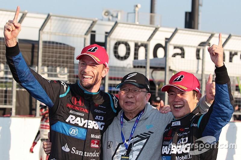 Баттон став чемпіоном у дебютному сезоні в Super GT