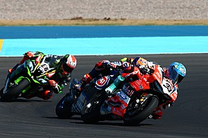 Les plus belles photos du World Superbike en Argentine