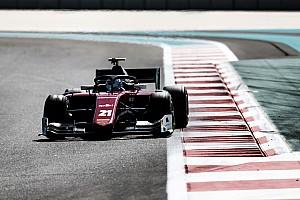 Correa supera Schumacher no 2º dia de testes da F2; Sette Câmara é 4º