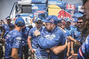 Nikolaev y Kamas ganan su tercer Dakar consecutivo
