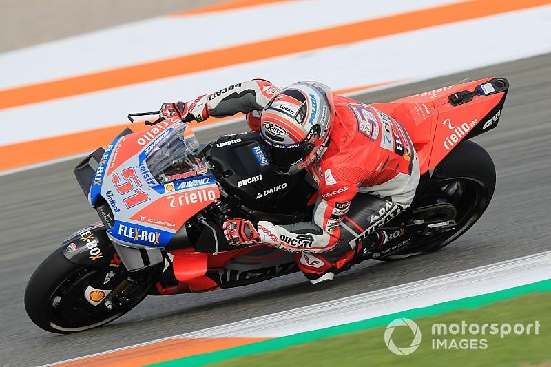 Ducati tester Pirro to skip Jerez MotoGP test