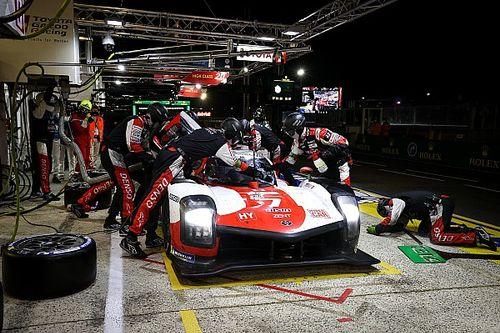 Yakıt sorununu çözmek, Toyota'nın Le Mans galibiyeti umutlarını sonlandırırdı
