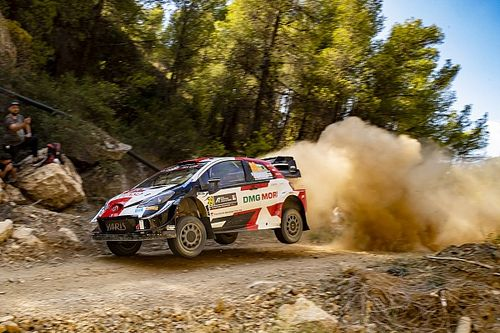 How the WRC's new flying Finn reached new heights in the Greek mountains