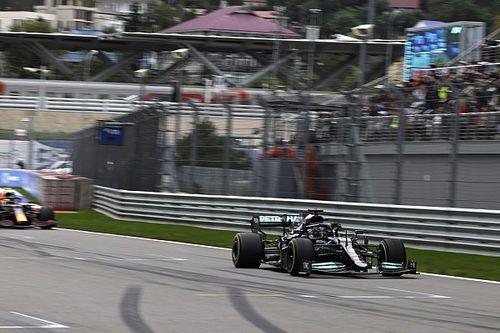2021年F1ロシアGP決勝速報:ノリス、試練の雨で初優勝逃す。ハミルトン史上初の100勝目。フェルスタッペン2位