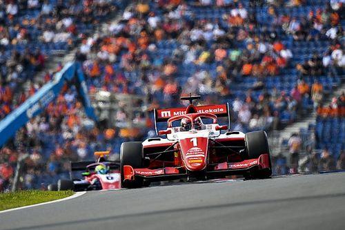 Nuevo triunfo de Hauger para alejarse en la F3