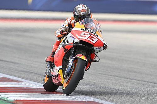 MotoGPアメリカズ決勝:COTA王マルケス帰還、今季2勝目! クアルタラロ2位獲得で初タイトルに王手