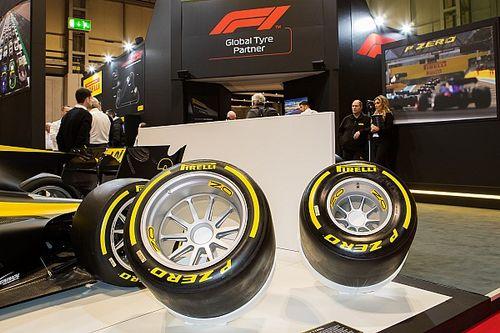 Pirelli: Работа над 18-дюймовыми шинами уже завершена на 90%