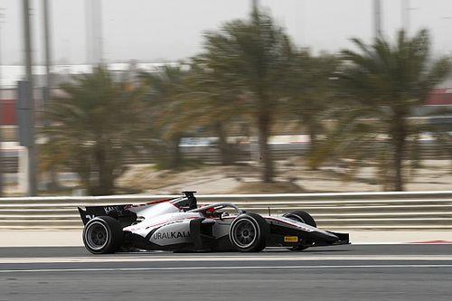 Mazepin opent sterk in F2-training in Bahrein, Schumacher tiende