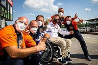 "Beirer, director de KTM: ""Esta victoria no ha llegado por accidente"""