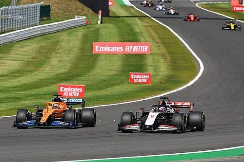 """Sainz: """"Grosjean'ın hamlesi kabul edilemezdi"""""""