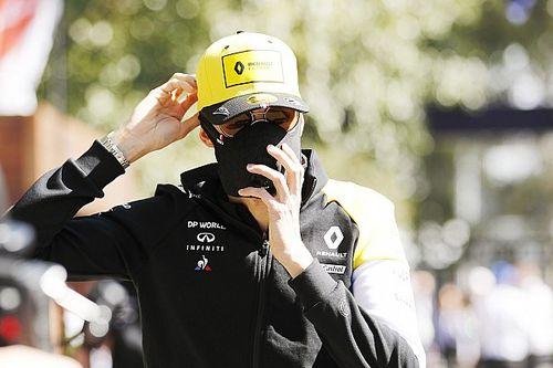 Renault: Un positivo por COVID-19 podría dejarnos sin correr
