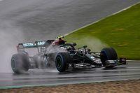 """Frustré par l'écart avec Hamilton, Bottas avait un frein """"glacé"""""""