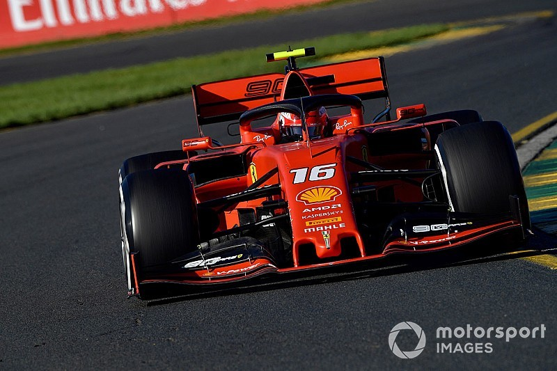 Leclerc says he did a