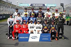 GALERI: Foto kelas pembalap Formula 1 sejak 2000