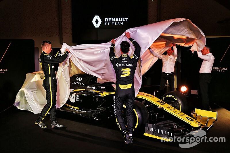 Photos - Toutes les images de la présentation Renault F1