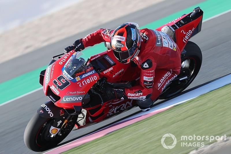 Гран Прі Катару: найшвидшим у розминці став Петруччі