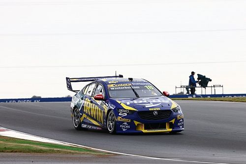The Bend Supercars: Winterbottom fastest in damp practice