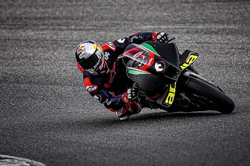 Espargaro: Dovizioso was niet echt competitief in MotoGP-tests Aprilia
