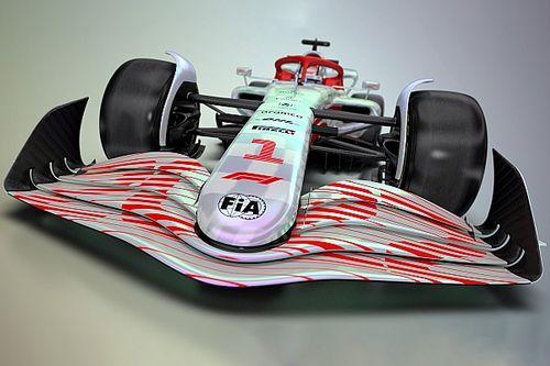 ¿Qué tan diferentes serán los verdaderos F1 de 2022?