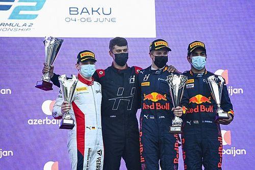 Bakú F2: Vips derrota a Beckmann en caótica carrera