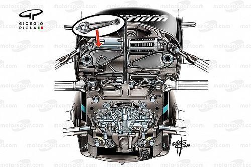 Slimmigheid van Mercedes de oorzaak van nederlaag in Abu Dhabi?