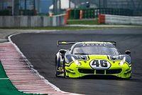 Fotos: el test de Valentino Rossi con el Ferrari 488 GT3 en Misano