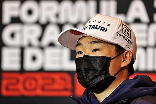 松山英樹に続け! 角田裕毅「僕も日本のファンに良い結果を見せたい。まずはチームのために入賞を」
