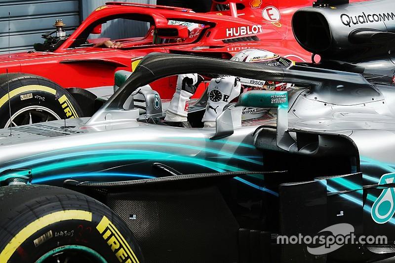 A Mercedes magyarázatot keres a Ferrari végsebességének rejtélyére