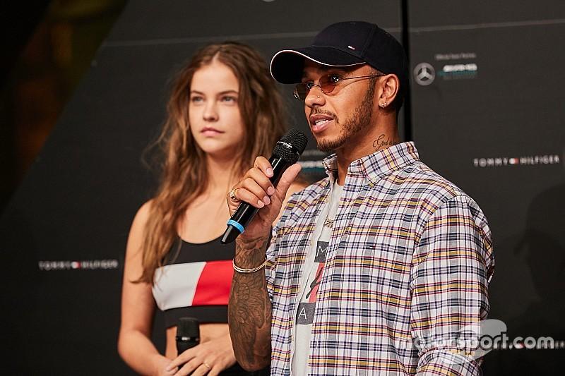 Hamilton átlépte a 7 milliós határt az Instagramon