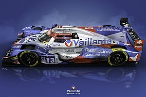 WEC News Bildergalerie: Rebellion Racing als Vaillante in der WEC 2017