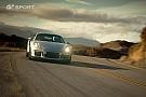 Симрейсинг Создатели Gran Turismo Sport показали геймплей с Porsche